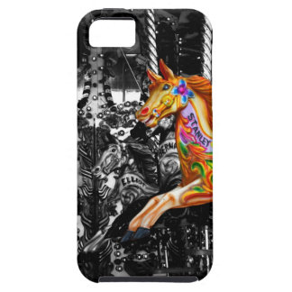 Carousel iPhone SE/5/5s Case
