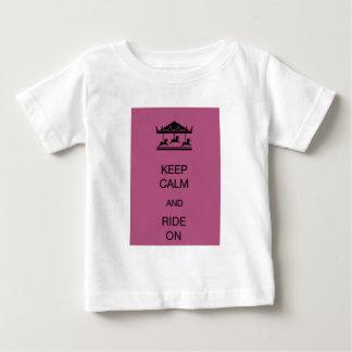 Carousel Keep Calm T Shirt