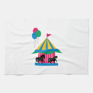 Carousel Kitchen Towel