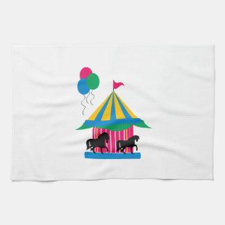 Carousel Kitchen Towel