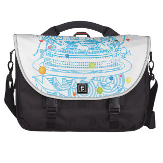 Carousel Laptop Bag