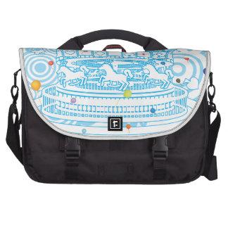 Carousel Laptop Computer Bag