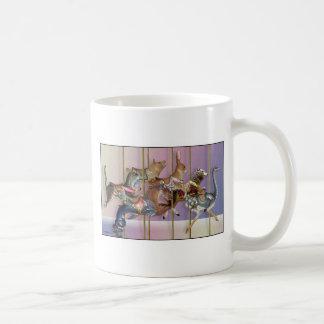 Carousel Menagerie.jpg Classic White Coffee Mug