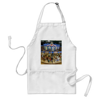 Carousel Merry-Go-Round! Aprons