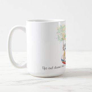 Carousel mug. mug