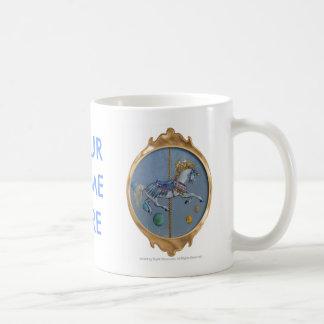 Carousel Opus One Cup Classic White Coffee Mug