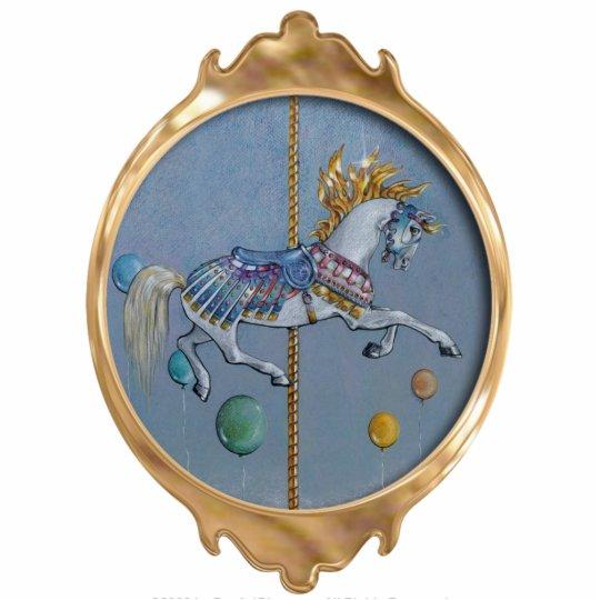 Carousel Opus One Ornament