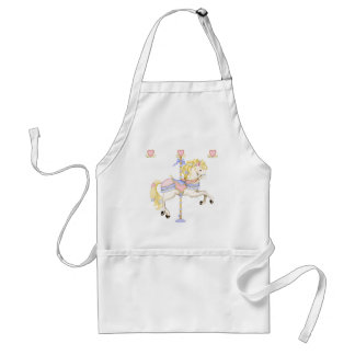 Carousel Pony Aprons