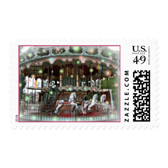 Carousel Postage