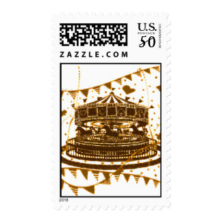 Carousel Postage