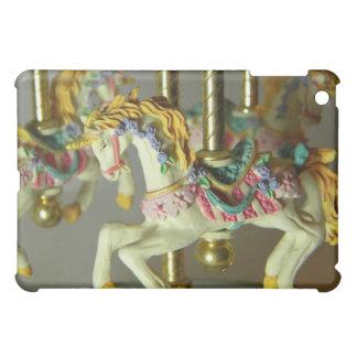 Carousel Ride iPad Mini Covers