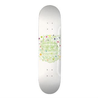 Carousel Skateboard