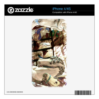 carousel skin for the iPhone 4