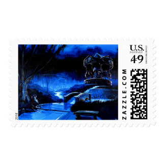 Carousel - Solace Park Postage