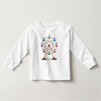 Carousel Toddler T-shirt