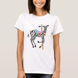 Carousel Zebra T-Shirt