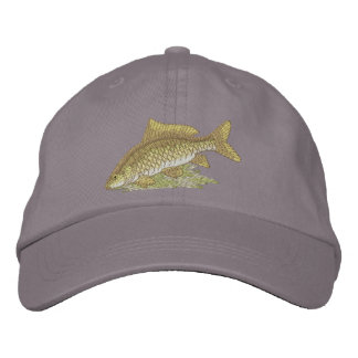 Carp Embroidered Hats