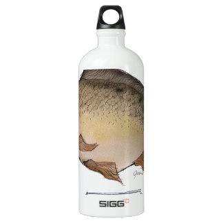 Carp fish, tony fernandes SIGG traveler 1.0L water bottle