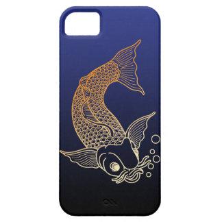 Carp Line 1 iPhone SE/5/5s Case