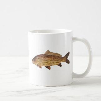 Carp Coffee Mugs