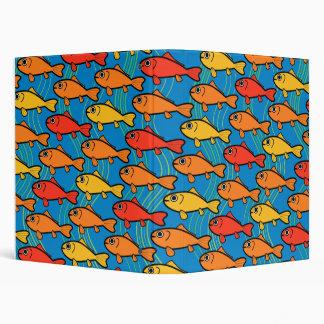 Carp pond folder