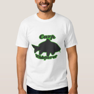 Carp Whisperer T-shirts