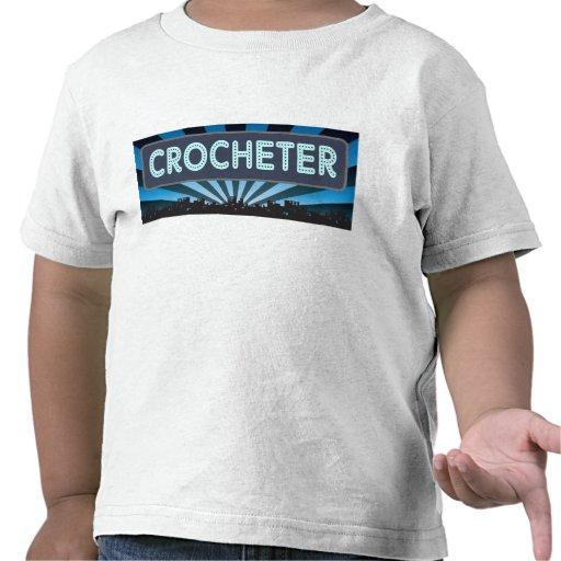 Carpa de Crocheter Camisetas