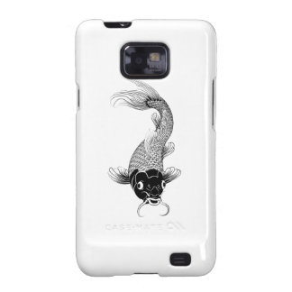 Carpa de Koi Galaxy S2 Carcasas