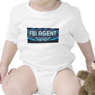 Carpa del agente del FBI Camiseta
