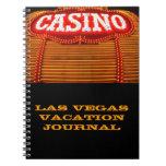 Carpa del casino en Carson City Libretas