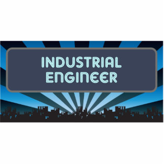 Carpa del ingeniero industrial escultura fotografica