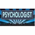 Carpa del psicólogo escultura fotografica