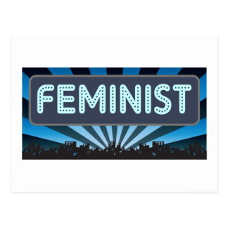 Carpa feminista postal