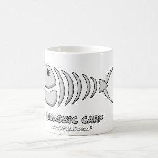carpa jurásica tazas