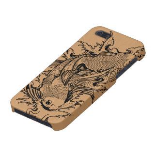 Carpa Koi Case For iPhone SE/5/5s