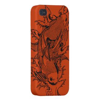 Carpa Koi iPhone 4/4S Case