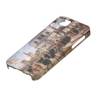 Carpaccio-Repatriación de Vittore de embajadores iPhone 5 Cárcasa