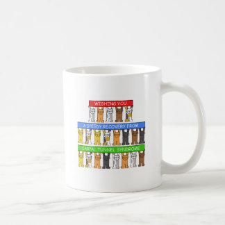Carpal Tunnel Syndrome Speedy Recovery Coffee Mug