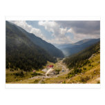 Carpathian mountains postales