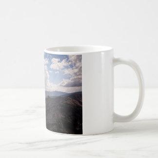 Carpathian mountains, Romania Coffee Mug