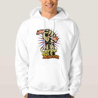 Carpe Bacon Hooded Pullover