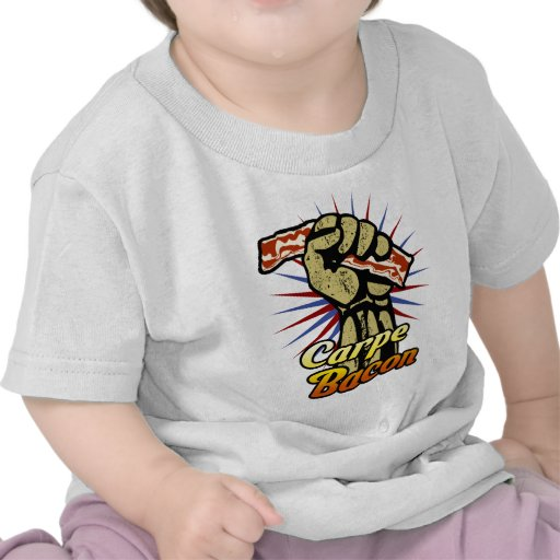 Carpe Bacon T Shirt