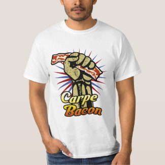 Carpe Bacon T-Shirt