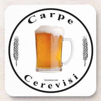 Carpe Cerevisi Coaster Set