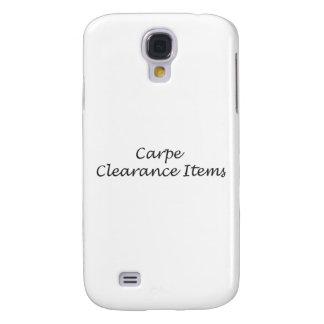 Carpe Clearance Items Samsung Galaxy S4 Cover
