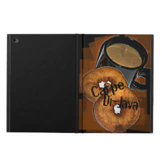 Carpe Di-Java Abstract Coffee And Donuts Powis iPad Air 2 Case