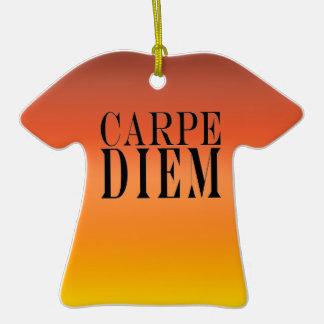 Carpe Diem agarra la felicidad latina de la cita d