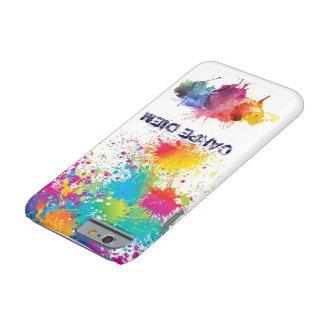 Carpe Diem Barely There iPhone 6 Case