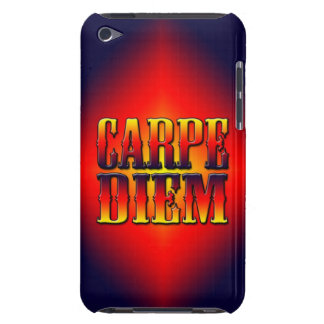 Carpe Diem Barely There iPod Cover
