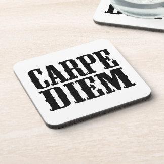 Carpe Diem Beverage Coaster